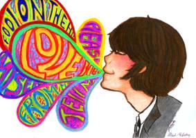 Sound of Paul's voice