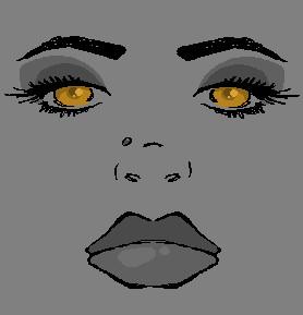 Gaz Facial Features by mandurpandurrr