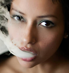 Roxanne smokin hot by PerryGallagher