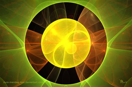 neon sun