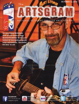 ArtsGram Cover (Jackson, Mississippi)