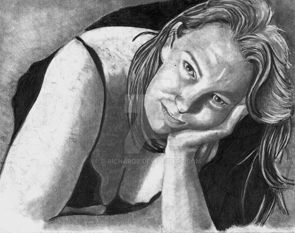 Kathy by B-Richards