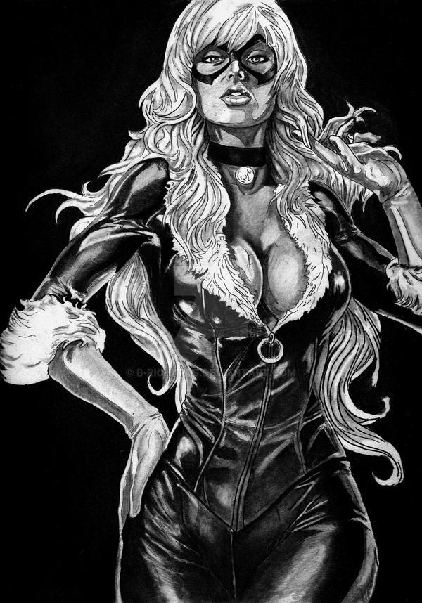 Black Cat by B-Richards
