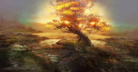 Autumn by lavam00