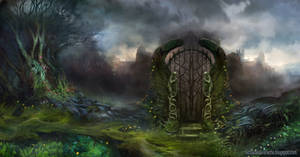 The gate between worlds