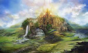 Castle of gods