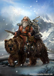 The mountain dwarf