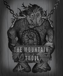 Taver sign the mountain troll Eos