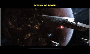 Display of Power by Enterprise-E