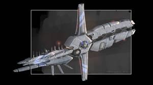 SSNT:'Aegis' Missile Cruiser