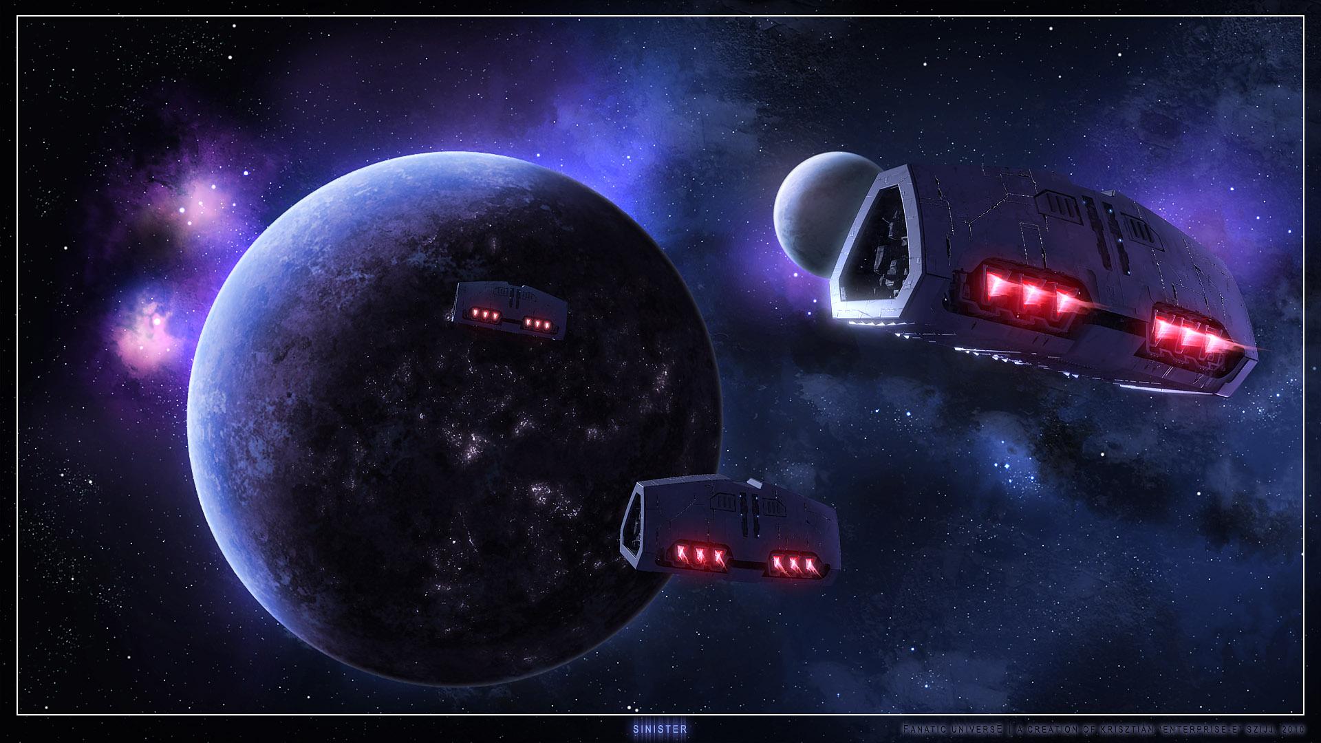 Sinister by Enterprise-E