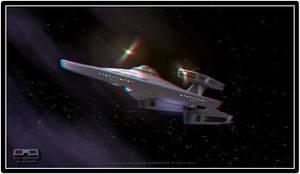 3D Crusader Firing Torpedoes by Enterprise-E