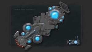 Shield II concept