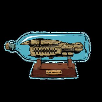 Abaddon in a Bottle