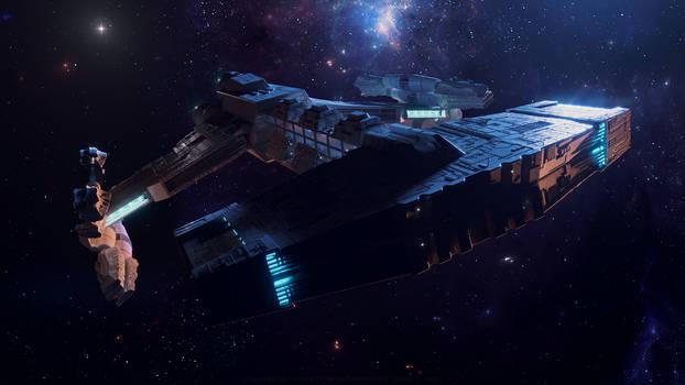The Classic Battlecruiser