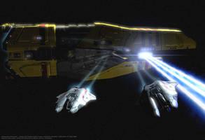 Dangerous Encounter by Enterprise-E