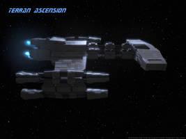 If StarCraft was a 80's sci-fi by Enterprise-E