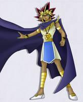 Pharaoh Atem by BuDiamond