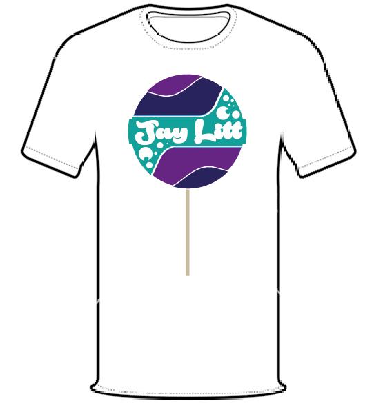 T-Shirt JAY001 by JayLitt