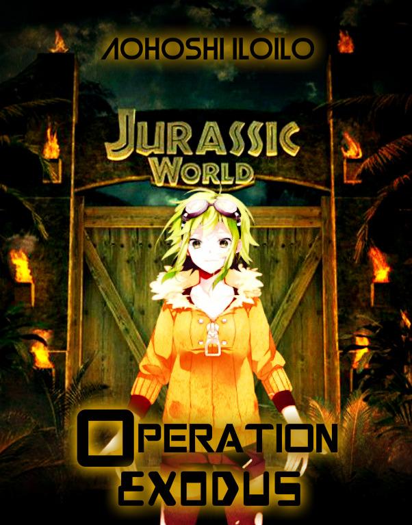 Jurassic World: Operation Exodus by SoulReaperlady