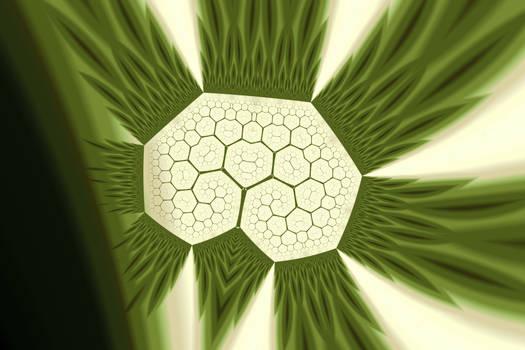 Geometric Tree No. 2
