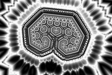 Geometric Tree No. 3 by element90
