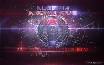 Anonymous Algeria by onekhd