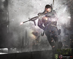 Call Of Duty 2015 by onekhd