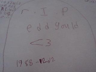 R.I.P EDD by eddsworldfan111