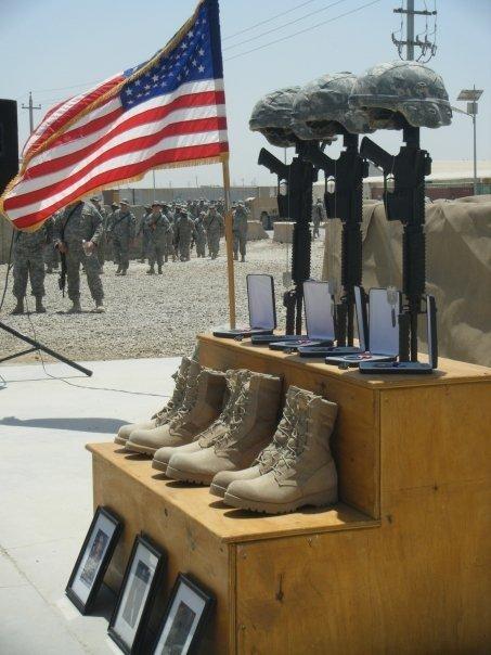 Honor The Fallen by KillShotVinc