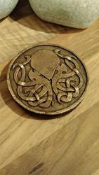 Cthulhu - Leviathan-Amulet
