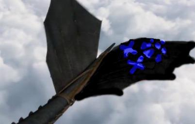 Tail of Obi Fazbear Suicide Squad Desing by DragonObrutTabor
