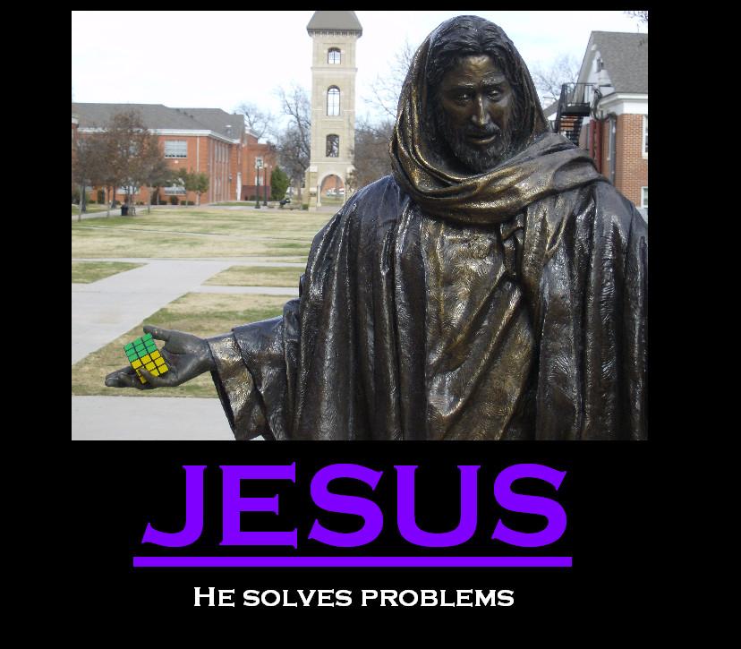 Motivacionales Motivational_Posters__Jesus_by_Exphilius