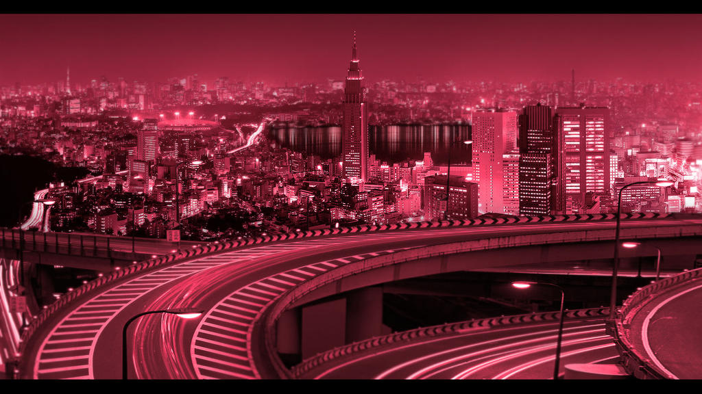 Decode City by ZeroLiver