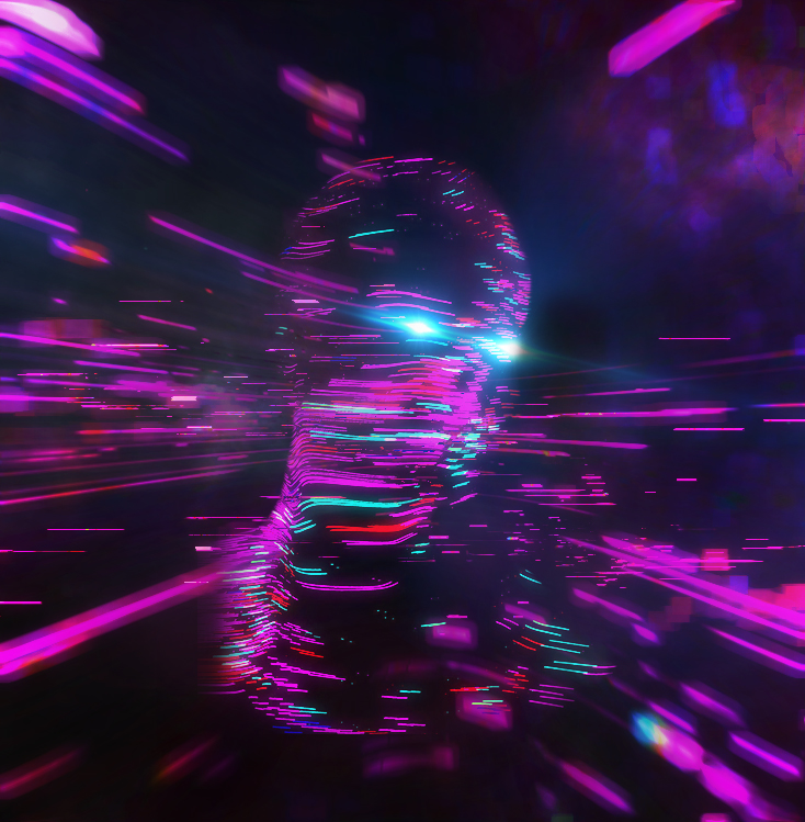 Holographic signal from the future by ZeroLiver