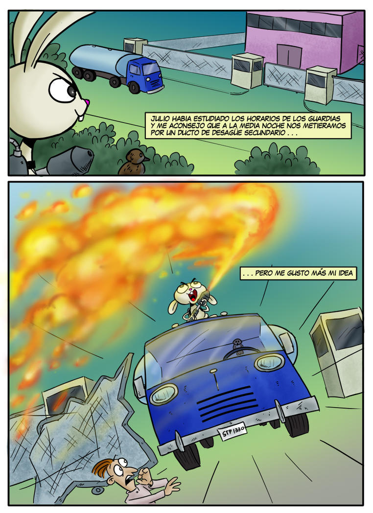 Firebunny Pag 43 by torrete