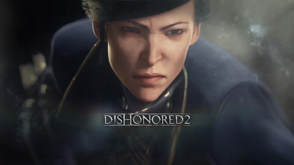 Dishonored 2 - Emily Kaldwin - Wallpaper #1 by Naimvb