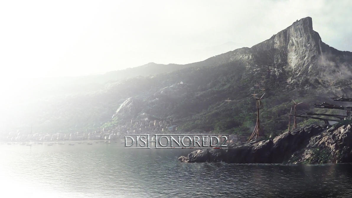 Dishonored 2 - Karnaca - Wallpaper #2 by Naimvb