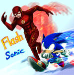 Flash and Sonic