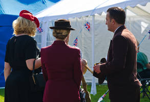 Gravesend 1940s Weekend (9) 2014. by steampunk-willy64
