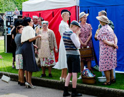 Gravesend 1940s Weekend (12) 2014. by steampunk-willy64