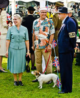Gravesend 1940s Weekend (14) 2014. by steampunk-willy64