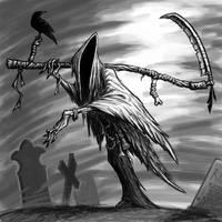 Oh Death by Trollfeetwalker