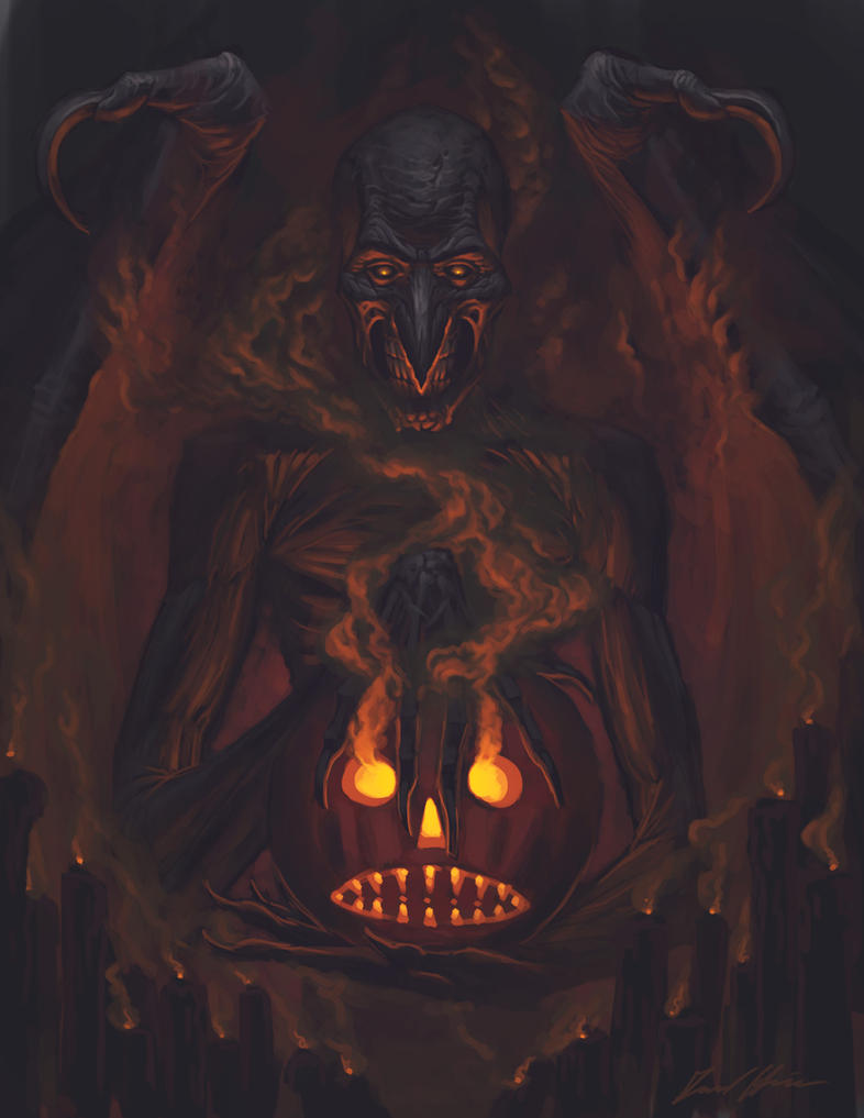One Last Candle by Trollfeetwalker
