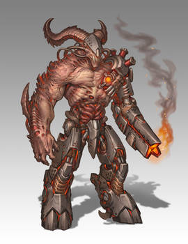 Another Cyberdemon