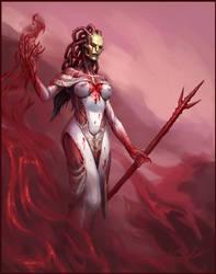 Sanguimancer by Trollfeetwalker