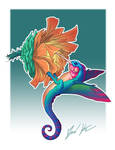 Smaugust: Floral