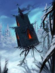 Sketchtember: House