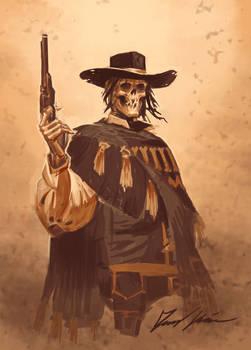 Sketchtember: Gunslinger