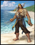 Pirate Wolverine